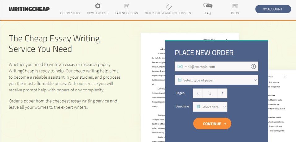 WritingCheap.com Review