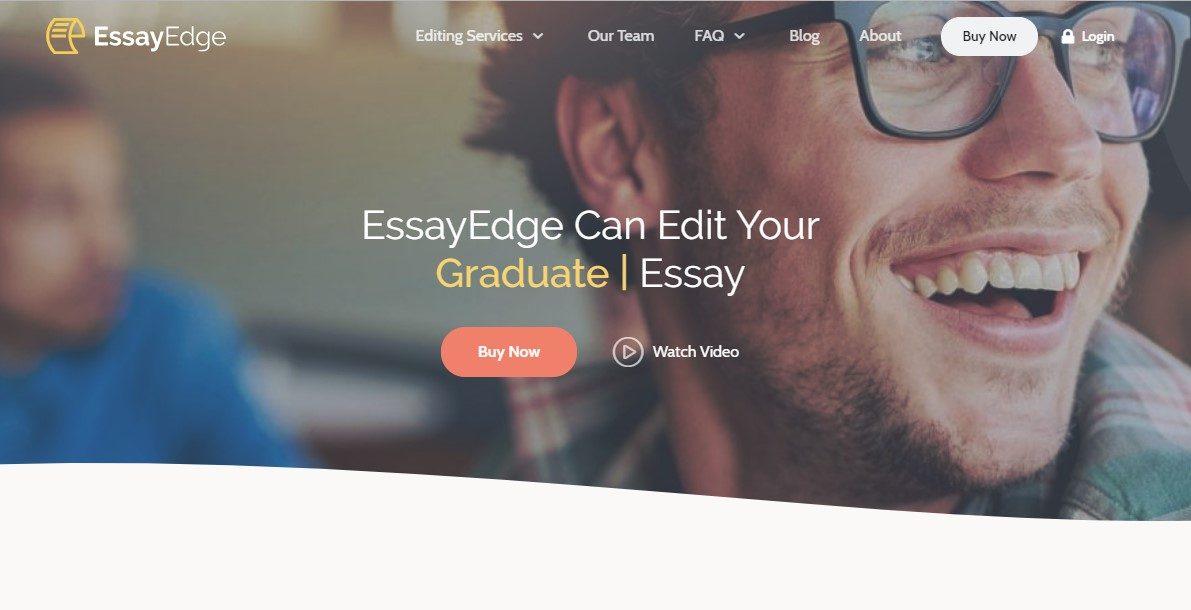 EssayEdge.com Main Page
